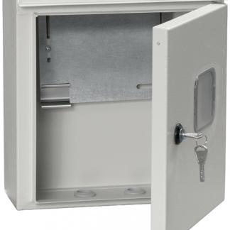 Корпус металлический вводно-учетный ЩУ 1/1-0 У1 IP54 IEK