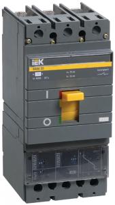 Автоматический выключатель ВА88-35 3Р 250А 35кА с электронным расцепителем MP 211 IEK