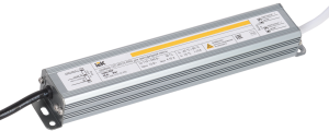 Драйвер LED ИПСН-PRO 50Вт 12В блок-шнуры IP67 блистер IEK