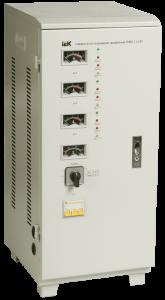 Стабилизатор напряжения СНИ3-7,5 кВА трехфазный IEK