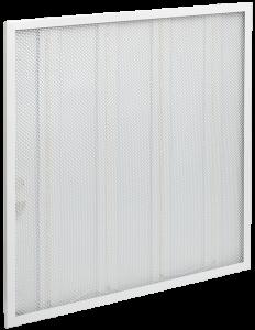 Панель светодиодная ДВО 6561-P 595х595х20мм 36Вт 4000К призма IEK
