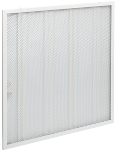 Панель светодиодная ДВО 6571-P 595х595х20мм 45Вт 4000К призма IEK
