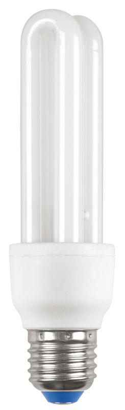 Лампа энергосберегающая КЭЛP-2U Е27 15Вт 2700К IEK-eco
