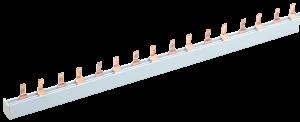 Шина соединительная типа PIN (штырь) 2Р 100А (длина 1м) IEK