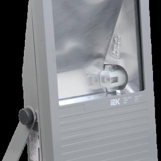 Прожектор металлогалогенный ГО01-70-02 асимметричный 70Вт Rx7s IP65 серый IEK