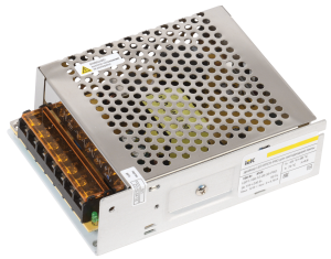 Драйвер LED ИПСН-PRO 100Вт 12В блок-клеммы IP20 IEK