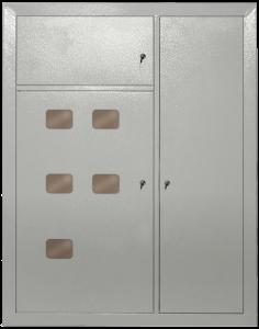 Корпус металлический ЩЭ-5-1270 36 УХЛ3 IP31 IEK