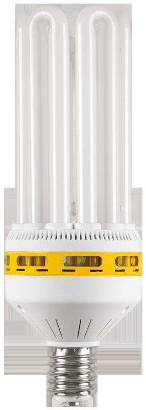 Лампа энергосберегающая КЭЛ-6U Е40 85Вт 6500К IEK