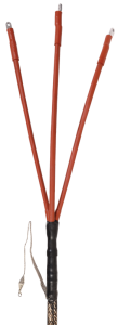 Муфта кабельная КВтп-10 3х35/50 с/н ППД бумажная изоляция IEK