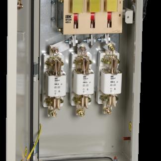 Ящик с рубильником и предохранителями ЯРП-400А 74 У1 IP54 IEK
