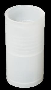 Муфта для гофрированных труб GFLEX20 прозрачная IEK