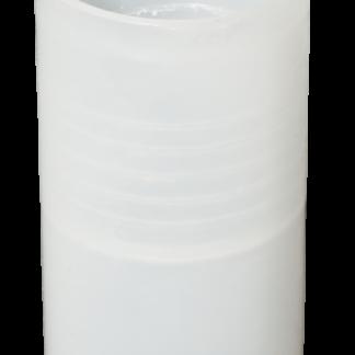 Муфта для гофрированных труб GFLEX40 прозрачная IEK