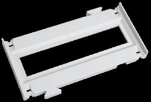 Основной элемент фальш-панели прозрачный UNIVERSAL/PRO IEK
