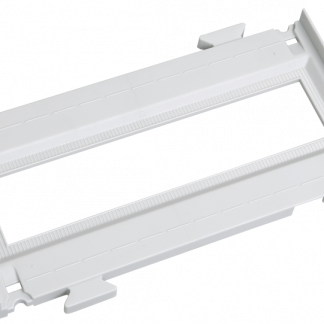Основной элемент фальш-панели серый UNIVERSAL/PRO IEK