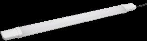 Светильник светодиодный ДСП 1309 18Вт 6500К IP65 700мм белый пластик IEK