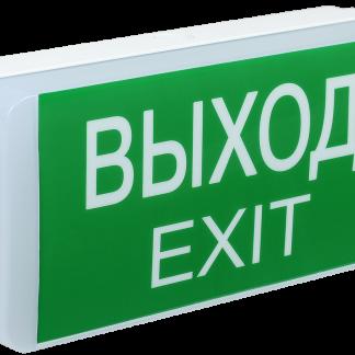 Светильник аварийный ДПА 5031-3 постоянного/непостоянного действия 24м 3ч IP20 IEK