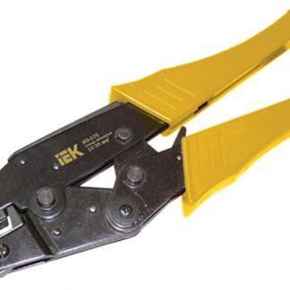 Клещи обжимные КО-07Е 10-35мм2 для Е-типа IEK