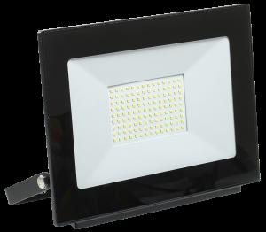 Прожектор светодиодный СДО 06-100 IP65 6500K черный IEK