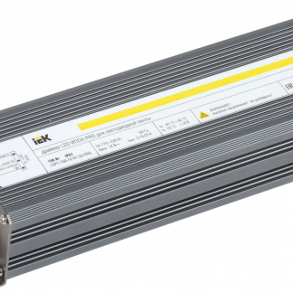Драйвер LED ИПСН-PRO 150Вт 12В блок-шнуры IP67 IEK