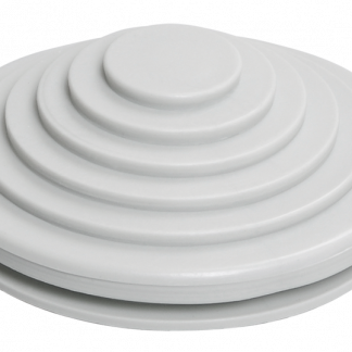 Сальник d=32мм (Dотв.бокса 37мм) серый IEK