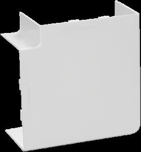 Поворот на 90 гр. КМП 40x25 (4шт/компл) IEK