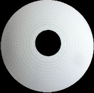 Плафон для светильника НПО 3233,3234,3235, 3236, 3237 - точки IEK