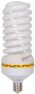 Лампа энергосберегающая КЭЛ-FS спираль Е40 125Вт 6500К IEK