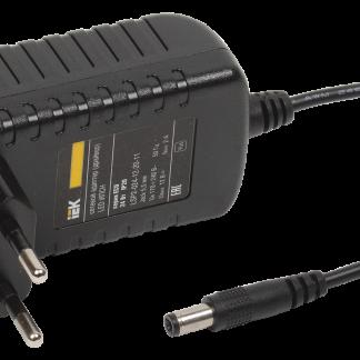 Драйвер LED ИПСН-ECO 24Вт 12В адаптер-Jack5,5 IP20 IEK