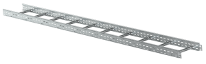 Лоток лестничный 80х500х3000-1,2 IEK
