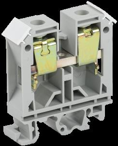 Зажим наборный ЗНИ-35мм2 (JXB125А) серый IEK