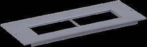 Рамка приборная ONFLOOR 80/45 IEK