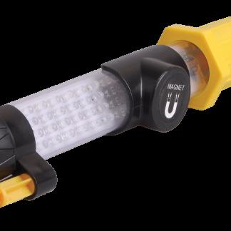 Светильник светодиодный переносной ДРО 2060M 60+18+1LED 3ч Lith. IEK