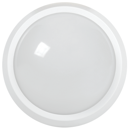 Светильник светодиодный ДПО 5040 12Вт 4000K IP65 овал белый IEK