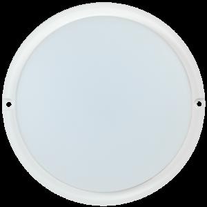 Светильник светодиодный ДПО 4001 8Вт IP54 4000K круг белый IEK
