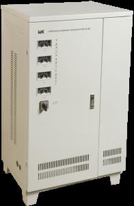 Стабилизатор напряжения СНИ3-45 кВА трехфазный IEK