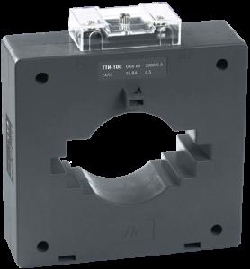 Трансформатор тока ТТИ-100 1250/5А 15ВА класс 0,5 IEK