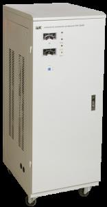 Стабилизатор напряжения СНИ1-30 кВА однофазный IEK