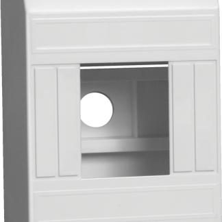 Бокс КМПн 1/4 для 4-х автоматических выключателей наружной установки IEK