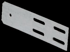 Пластина шарнирного соединения h=50мм IEK