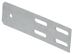 Пластина шарнирного соединения h=80мм IEK