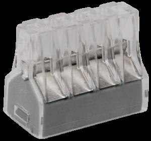 Строительно-монтажная клемма СМК 773-328 (4шт/упак) IEK