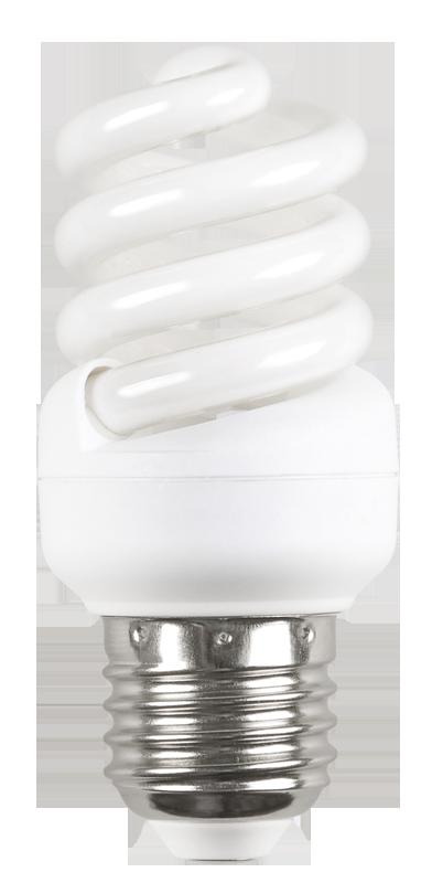 Лампа энергосберегающая КЭЛ-FS спираль Е27 23Вт 2700К Т2 IEK
