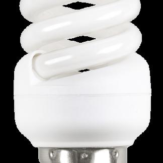 Лампа энергосберегающая КЭЛ-FS спираль Е27 15Вт 2700К Т2 IEK
