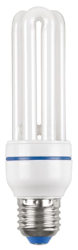 Лампа энергосберегающая КЭЛP-3U Е27 20Вт 6500К IEK-eco