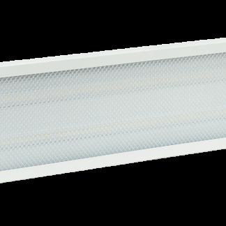 Панель светодиодная ДВО 6567-P 1200х180х20мм 36Вт 4000К призма IEK