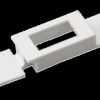 Переходник с АЕ1031 на ВА47-29 (негорючий пластик) IEK