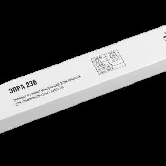 ЭПРА 236 для линейных ЛЛ Т8 IEK