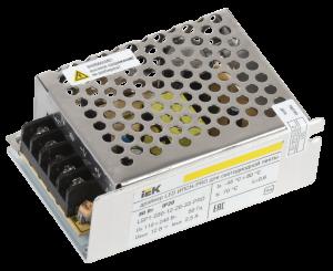 Драйвер LED ИПСН-PRO 30Вт 12В блок-клеммы IP20 IEK