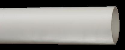 Труба гладкая жесткая ПВХ d=32мм серая (30м) 3м IEK