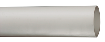 Труба гладкая жесткая ПВХ d=40мм серая (24м) 3м IEK